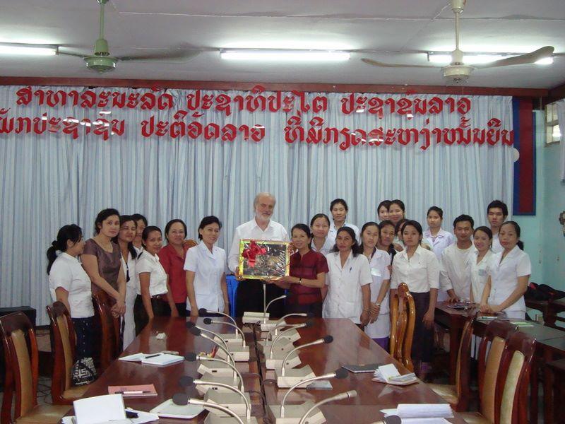 Hôpital Mohosot Vientiane Laos